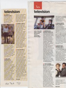 New Woman TV column 2