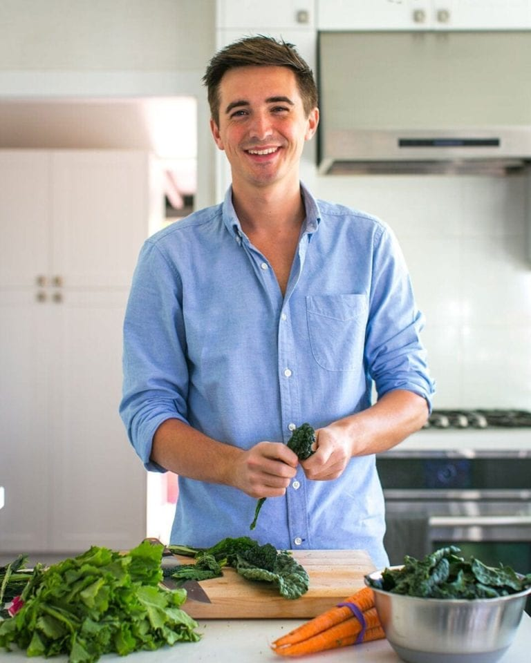 Listen in for Donal Skehan on his new Meals in Minutes cookbook
