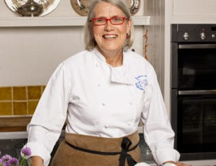 Darina Allen, the queen of Irish slow food